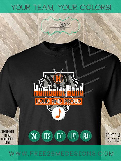 Humboldt Band 18c