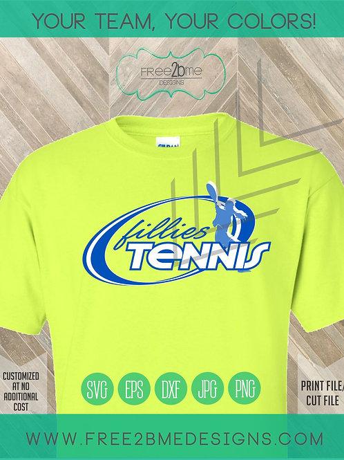 IHS Tennis 08