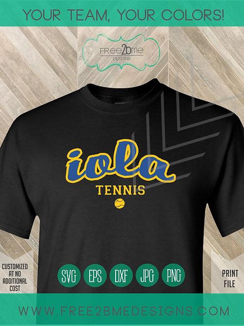 Iola Tennis Script