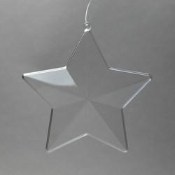 Acryl Stern glasklar