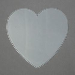Scheibe Herz