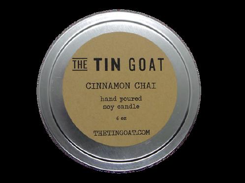 Cinnamon Chai Soy Candle