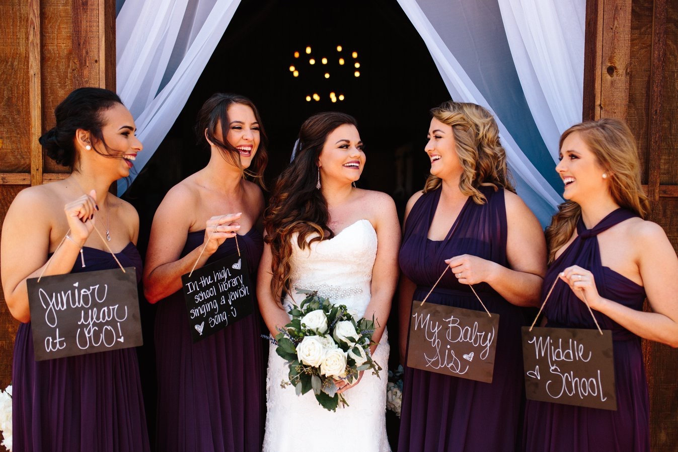 BRIDAL PARTY SESSION