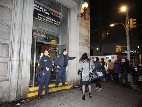 2-летний ребёнок из Бруклина был сбит поездом