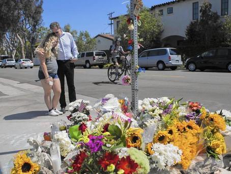 На дорогах Лос-Анджелеса увеличилась смертность пешеходов
