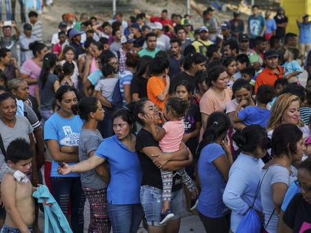 Правительство приобретёт билеты несовершеннолетним нелегалам, чтобы доставить к родственникам в США