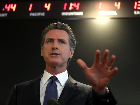 Губернатор Калифорнии намерен раздать большинству жителей по $600, а также оплатить аренду и счета