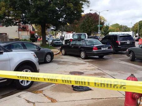 Массовая стрельба в Милуоки