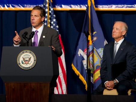 Губернатор Нью-Йорка угрожал Байдену судом, чтобы он предоставил Нью-Йорку $ 15 миллиардов