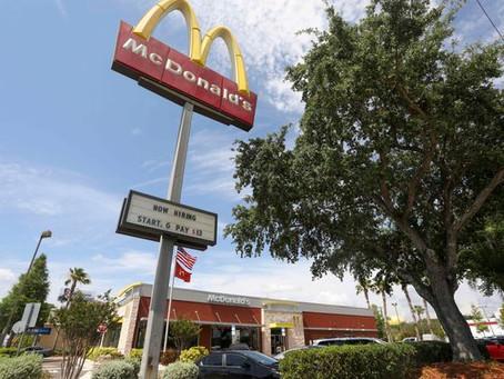 Чернокожий медиамагнат Байрон Аллен обвинил McDonald's в дискриминации при размещении рекламы