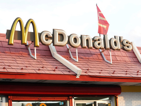 В Нью-Йорке на крыше Макдональдса обнаружен труп в полиэтиленовом пакете