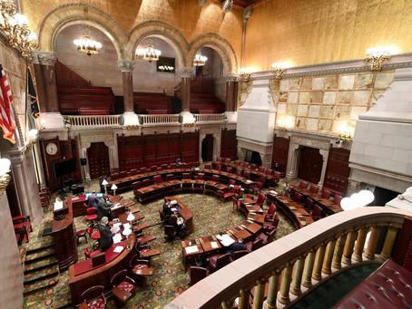 Республиканцы усиливают свои позиции в Сенате Нью-Йорка