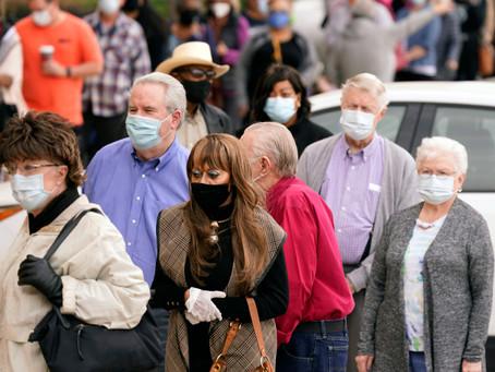 Техас снимает все ограничения и прекращает действие государственного мандата на ношение масок