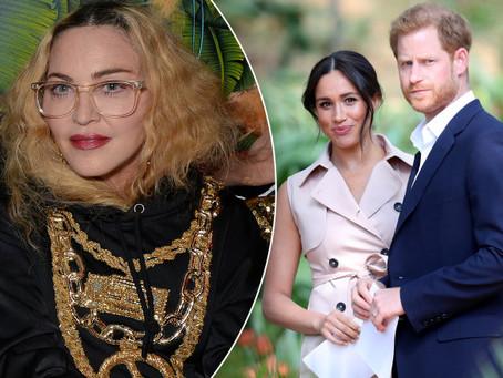 Мадонна предложила принцу Гарри арендовать её квартиру в Нью-Йорке