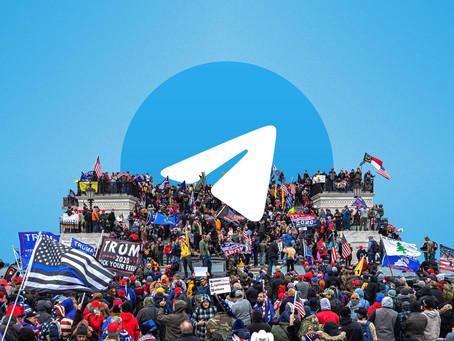 Дональд Трамп-младший набрал более миллиона подписчиков в своем Telegram-канале