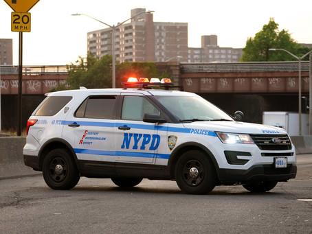 «Добро пожаловать в Нью-Йорк», - пошутил полицейский после очередного заявления о выстрелах