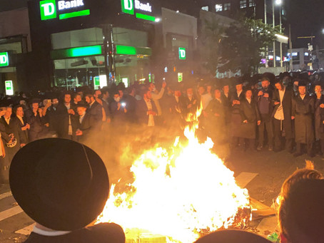 """Jewish Lives Matter""- новая волна протестов!?"