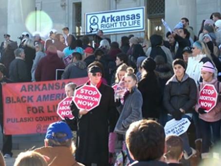 В Арканзасе принят закон о полном запрете абортов