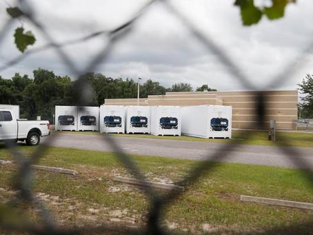 Десятки больниц во Флориде испытывают нехватку свободных мест в отделениях интенсивной терапии