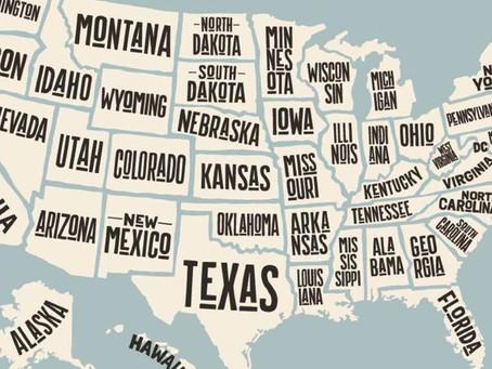 Странные факты о каждом штате, о которых вы даже не догадывались