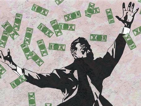 «У нас есть деньги. Много денег»