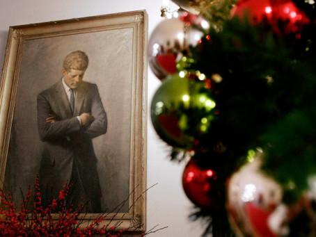 Кому Джон Кеннеди обещал, что Санта будет в безопасности?