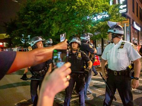 Нью-Йорк ждёт срочная полицейская реформа