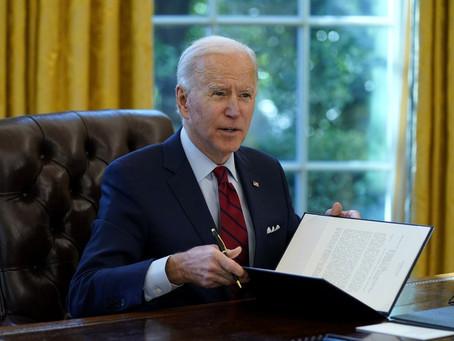 Джо Байден расширяет Obamacare