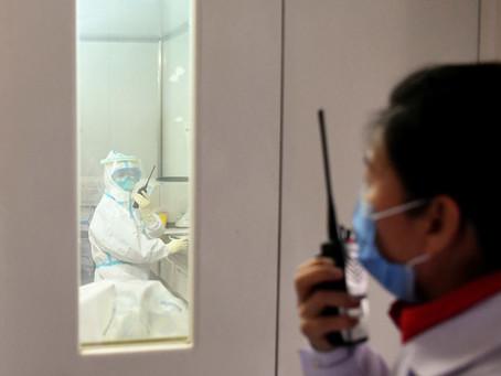 Подтвердились ещё три случая коронавируса