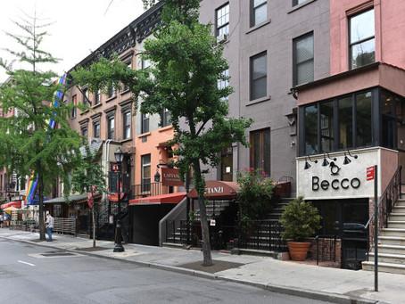 «Нью-Йорк умрет, если мы не разрешим как можно скорее обедать в помещениях…»