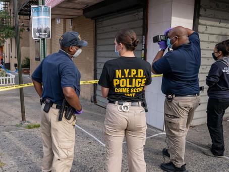 Полиция Нью-Йорка заявила о «25-летнем рекорде» по преступлениям с применением огнестрельного оружия