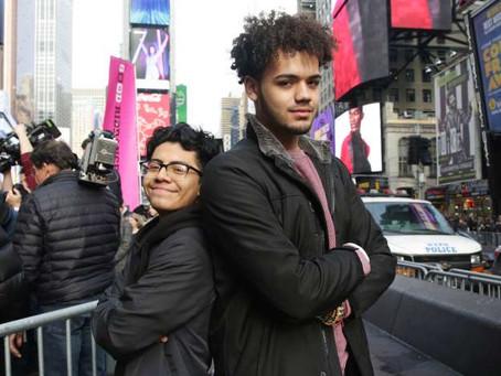 Старшеклассники из Нью-Йорка запустят шар времени на Times Square