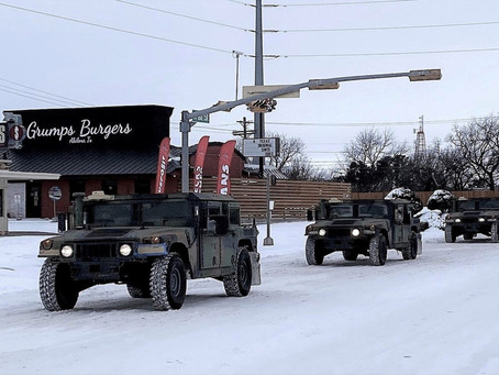 Жители Техаса умирают, замерзая в своих домах