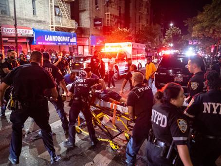 Пять человек, в том числе 6-летний ребёнок, были ранены в Бруклине