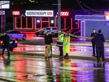 В трёх массажных салонах Джорджии в результате серии нападений убиты 8 человек