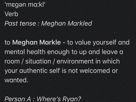 Что значит «меганмарклить»?