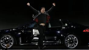 Маск презентовал самый быстрый электромобиль Tesla