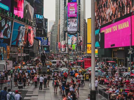 Нью-Йорк потратит $30 миллионов, чтобы вернуть туристов