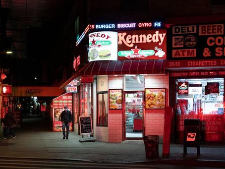 Мэр Нью-Йорка предлагает выделить до $ 30 000 небольшим ресторанам