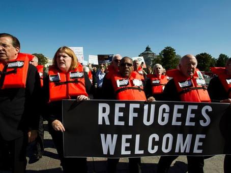 Байден увеличил квоту на прием беженцев в четыре раза