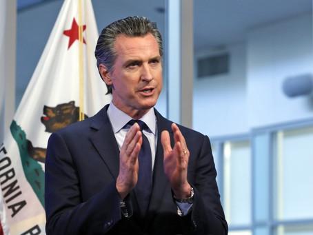 Калифорния собрала достаточно подписей для голосования по отзыву действующего губернатора