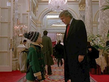 В Канаде из фильма «Один дома ― 2» вырезали Дональда Трампа