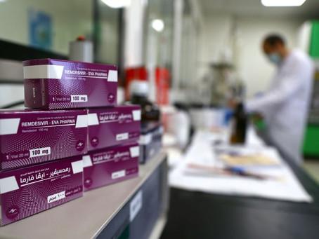 В США впервые зарегистрирован препарат от COVID-19