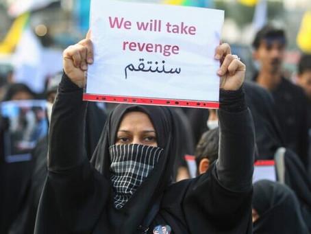 Иран вновь угрожает США отомстить за убийство генерала Сулеймани
