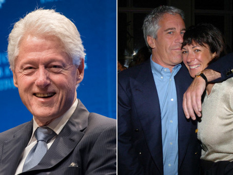 Билл Клинтон посещал частный остров покойного секс-преступника Джеффри Эпштейна