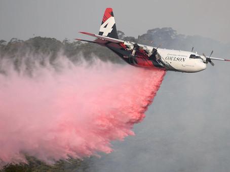 Американские пожарные погибли в Австралии