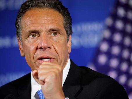 Губернатор Нью-Йорка предупредил о возможной приостановке повторного открытия штата
