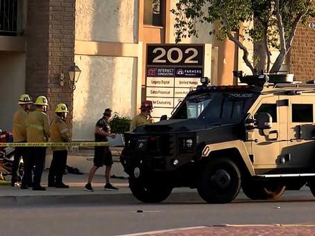 Стрельба в офисе Калифорнии. Среди погибших – ребёнок.