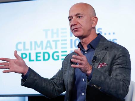 Джефф Безос покидает пост генерального директора Amazon
