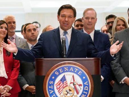 Флорида приостанавливает действие всех антикоронавирусных ограничений в штате
